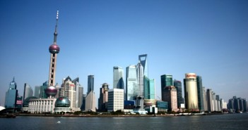 skyline shanghai 2 (klein)