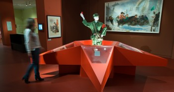 China unter Mao (c) Übersee-Museum Bremen Foto Matthias Haase