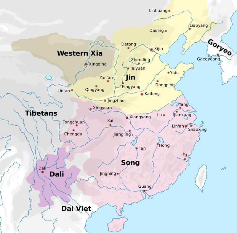 Eine Reise zu den Mongolen Yunnans - sinonerds