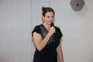 Ehemalige Programmteilnehmerin und Koordinatorin von S&P: Ruth Schimanowski