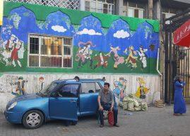 Wüste, Winter und Melonen – Ein Semester in Ürümqi