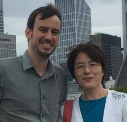 Qinna Shen und Martin Rosenstock