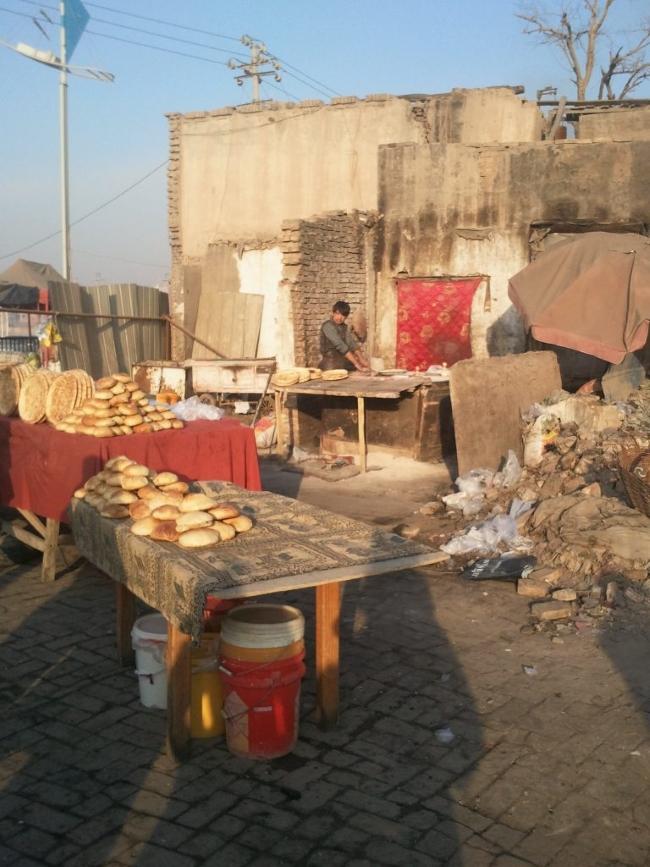 Baecker in kaxgar