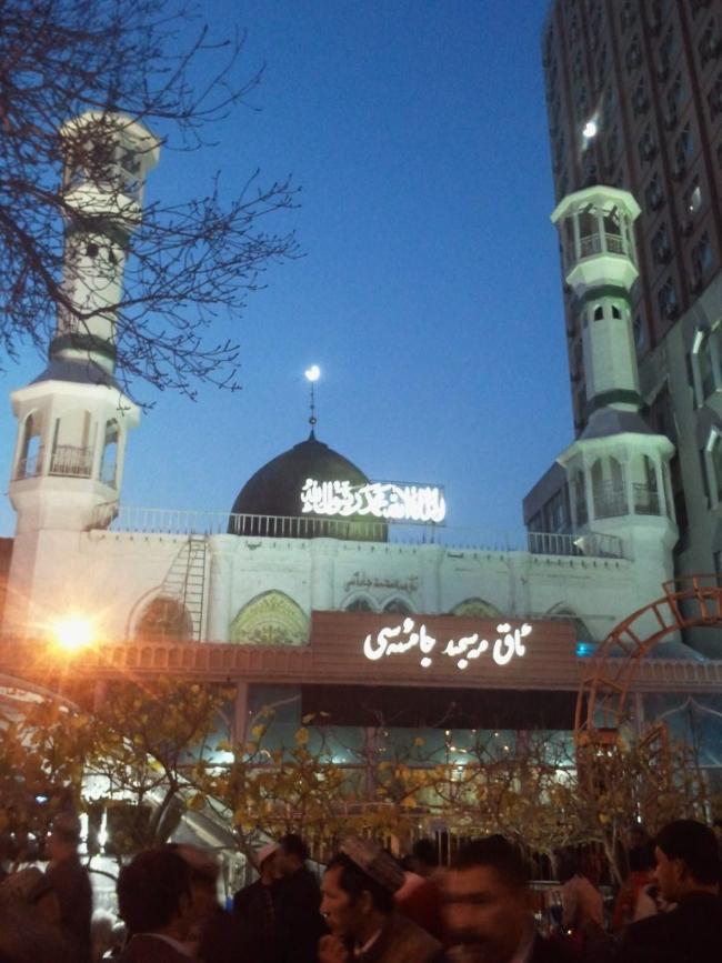 Moschee in Urumqi