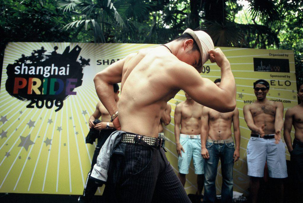 Shanghai Pride Parade 2009